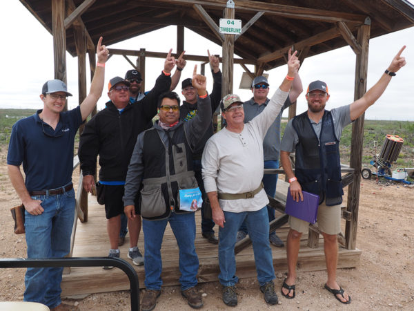 Permian Basin Clay Shoot group