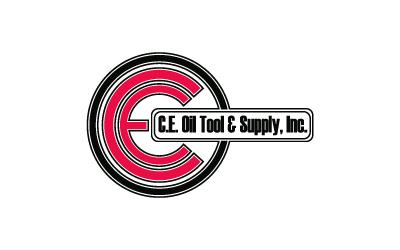 c.e oil tool & supply inc logo
