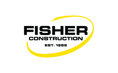 fisher construction logo