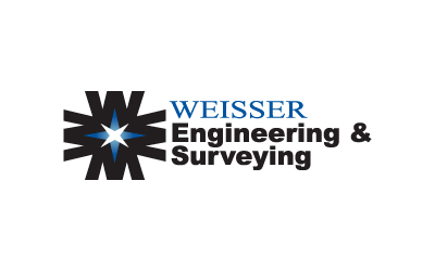 weisser engineering and surveying logo